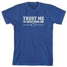 Trust Me I'm A Fantasy Football Guru Men's Shirt - ID: 325