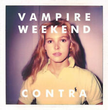 "Vampire Weekend : Contra VINYL 12"" Album (2010) ***NEW*** FREE Shipping, Save £s"