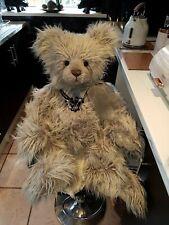 "Charlie Bear Chumley Large 36"" Bear With Tags"