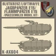 K-AX604 Blutkreuz/Luftwaffe Jagdpanzer E15/FLAMMPANZER E15 - KIT – DUST 1947