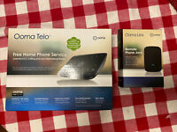 Sealed Ooma Telo OOMA LINX Smart Home Internet Phone Service Nationwide Calling