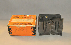LYMAN IDEAL # 287442 Bullet Mold, Gas Check, Single Cavity - 7mm Mauser