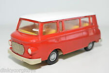 ANKER PLASTIC FRICTION BARKAS B1000 VAN RED NEAR MINT CONDITION
