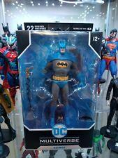 McFarlane Toys DC Multiverse Detective Comics Batman CHASE VARIANT