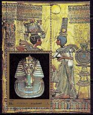 Fujeira Egypt Tutankhamun Pharaoh Gold mask Museum Art Archeology Archeologia NH