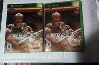 Xbox : Mortal Kombat: Deception (Baraka Kollect VideoGames