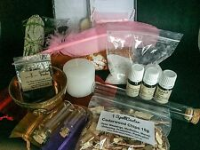 Wicca Witch Beginner Kit / Top Up Pack, Southern Hemisphere. OVER $160 in value