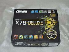 ASUS X79 DELUXE LGA 2011 Intel X79 SATA 6Gb/s USB 3.0 ATX Motherboard
