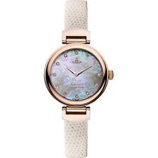Ladies Vivienne Westwood Hampton Rose Gold Watch VV128RSWH