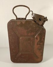bidon jerrycan militaire jerrican FFA  Jeep véhicule Allemand Indochine