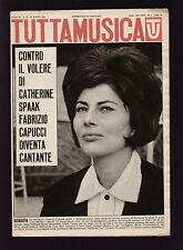 TUTTAMUSICA 34/1964 SORAYA NINI ROSSO CARMEN VILLANI CELENTANO ASTAIRE BEATLES
