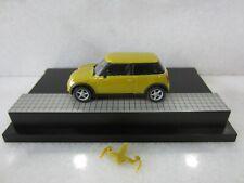 nuevo 1:87 Herpa 023276 New mini convertible azul