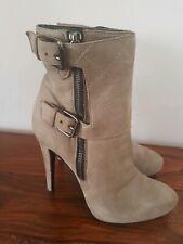 All Saints Ladies Women's Heeled Ankle Boots Size UK 6 EU 39