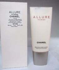 ALLURE HOMME BY CHANEL 3.4 OZ/100 ml AFTERSHAVE MOISTURIZER MEN RARE