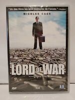 Lord of War DVD - Pal Zone 2 - Neuf sous blister / New & Sealed