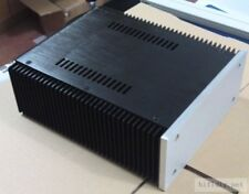 2109 Aluminum Preamplifier enclosure/case/ amplifier chassis BOX with heatsink