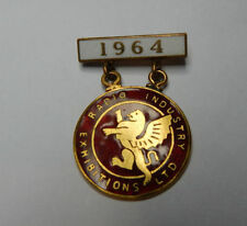 Enamel 1960s Collectable Corporate & Company Badges