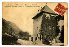 CPA 73 Savoie Envir. d'Alberville Trappe de Tamié
