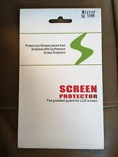 Mirror LCD Screen Protector for Samsung Dart T499 Phone