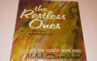 RALPH CARMICHAEL restless ones LP VG+ SACRED LPS 74046 Vinyl Record