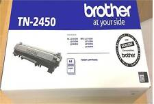 1 Generic Toner Tn2430 Tn-2430 Tn-2450 HY 3k for Brother Hll2350dw With SIM Chip