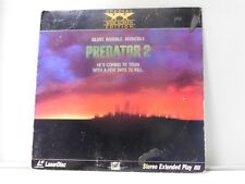 Predator 2 Laser VideoDisc Hes Coming To Town With A Few Days To Kill   Fox