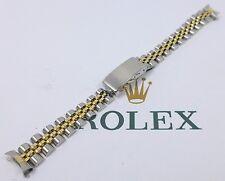 ROLEX LADY JUBILÈ ARMBAND 62523 IN STAHL/GOLD - BRACELET - 1980er/1990er Jahre