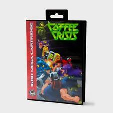 Coffee Crisis - SEGA Mega Drive Cartridge