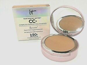 It Cosmetics Your Skin But Better CC+ Airbrush Illumination ~ Deep ~ 9.5 g