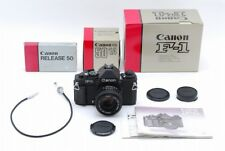【Rare Unused】 Canon New F-1 Eye Level SN30xxxx w/ New FD 50mm f/1.4 from Japan