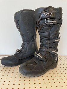 Alpinestars Men's Tech 7 Enduro Boots black 44.5 10