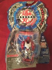 BAKUGAN Bakusolo Real Diecast RED PYRUS TAYLEAN Factory Sealed Bakucore