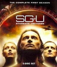 SGU Stargate Universe Comp First SSN 0883904227762 Blu Ray Region a