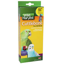 Wild Harvest 8-in-1 CUTTLEBONE GREAT SOURCE OF CALCIUM for ALL BIRDS CUTTLE BONE
