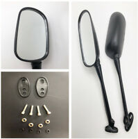 For Honda CBR250R 2011-2014 CBR125R 2011-13 Pair ABS Shell Rearview Side Mirror