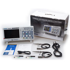 Hantek Dso5202p Digital Storage Oscilloscope 200mhz 2channels 1gsa/s 7'' Tft Lcd