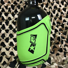 New Planet Eclipse Paintball Tank Cover - Small (45ci & 50ci) - Lime/Black