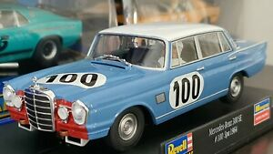 REVELL 08324 MERCEDES 300 SE-SPA 1964-MINT IN ORIGINAL BOX-SUIT SCALEXTRIC
