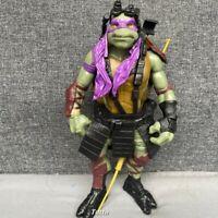"""TMNT Teenage Mutant Ninja Turtles 12"""" Donatello The Movie  Action Figure Toy"""