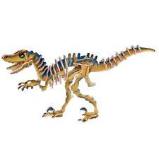 3D velociraptor bois dinosaure puzzle jouet garçons craft modèle sac fête remplisseur
