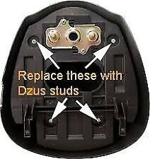 Suzuki Hayabusa GSX1300R 1999-2007 Covert Rear Hump into Storage Dzus Mod Kit