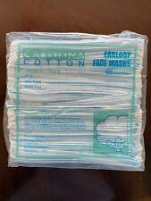 醫用級別口罩 100片/包, Filter Protector 3 Ply 100 Ct. Bag BLUE