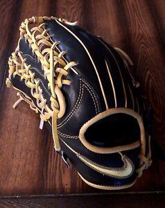 """Nike OF baseball Glove 12.5"""" Shado Pro LHT Lefty $250 Trap Eze"""