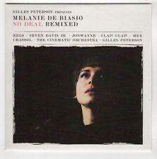 (GS72) Melanie De Biasio, The Flow - 2015 DJ CD