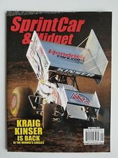 Sprint Car & Midget Magazine - September 2012 -  Kraig Kinser Cover