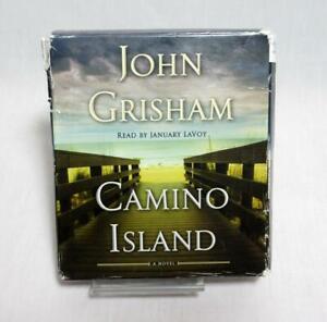 Audio Book CAMINO ISLAND John Grisham 5 CD's Abridged 2017
