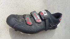 Sidi Dominator 4 mountain SLIM (46 Euro),11 US, Full Lorica,LEFT only MTB shoe