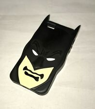 Official DC Licensed Batman Mask Silicone Phone Case Cover For iPhone 5