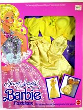 NIB BARBIE DOLL 1986 JEWEL SECRETS FASHION #1861