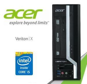 Acer Veriton X4620G Intel Core i5-3470 3.2 GHz, 4GB, 500GB, Win 10 Pro